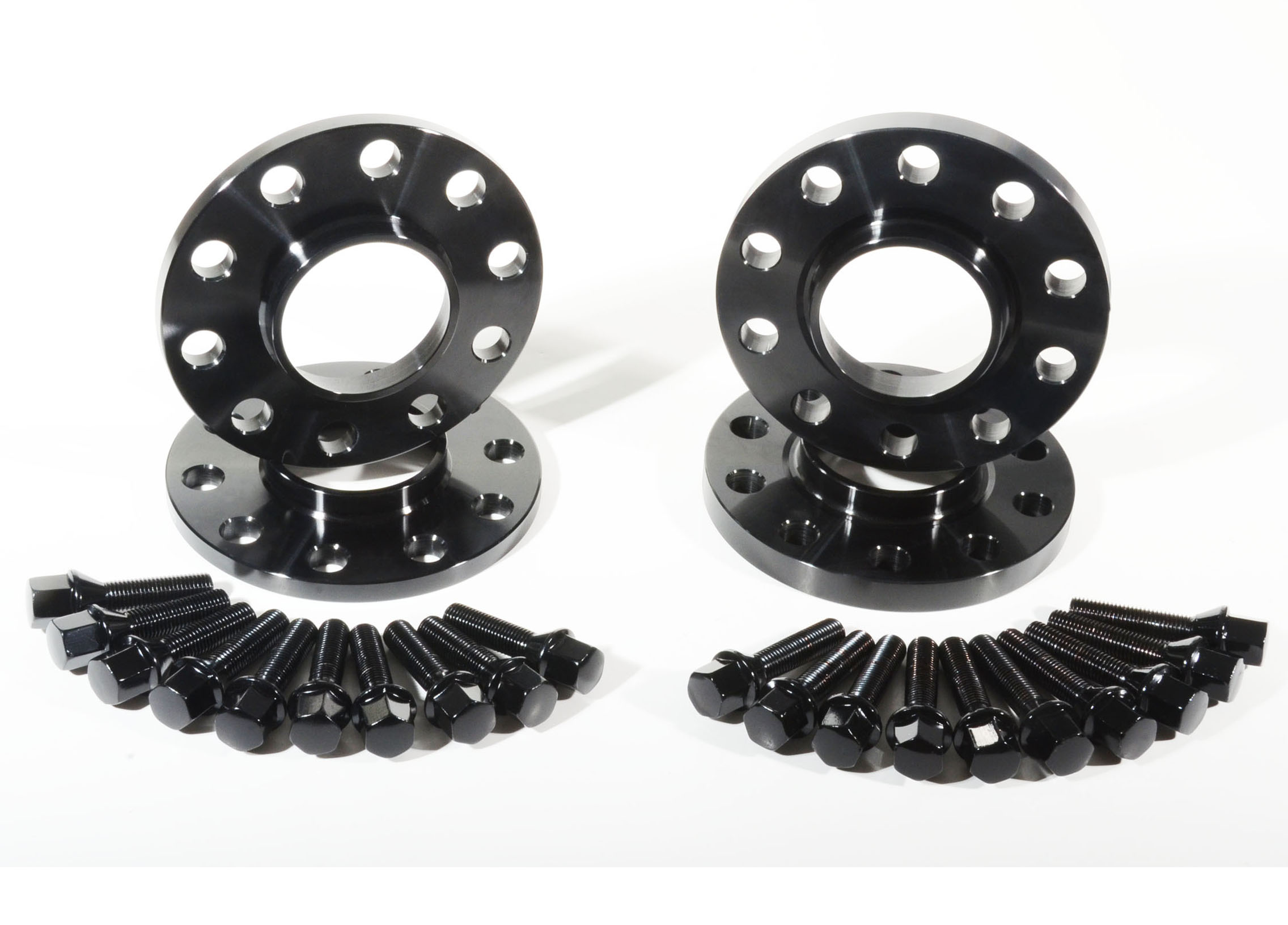 12mm Amp 15mm Hubcentric Wheel Spacers Adapter Fits Bmw With