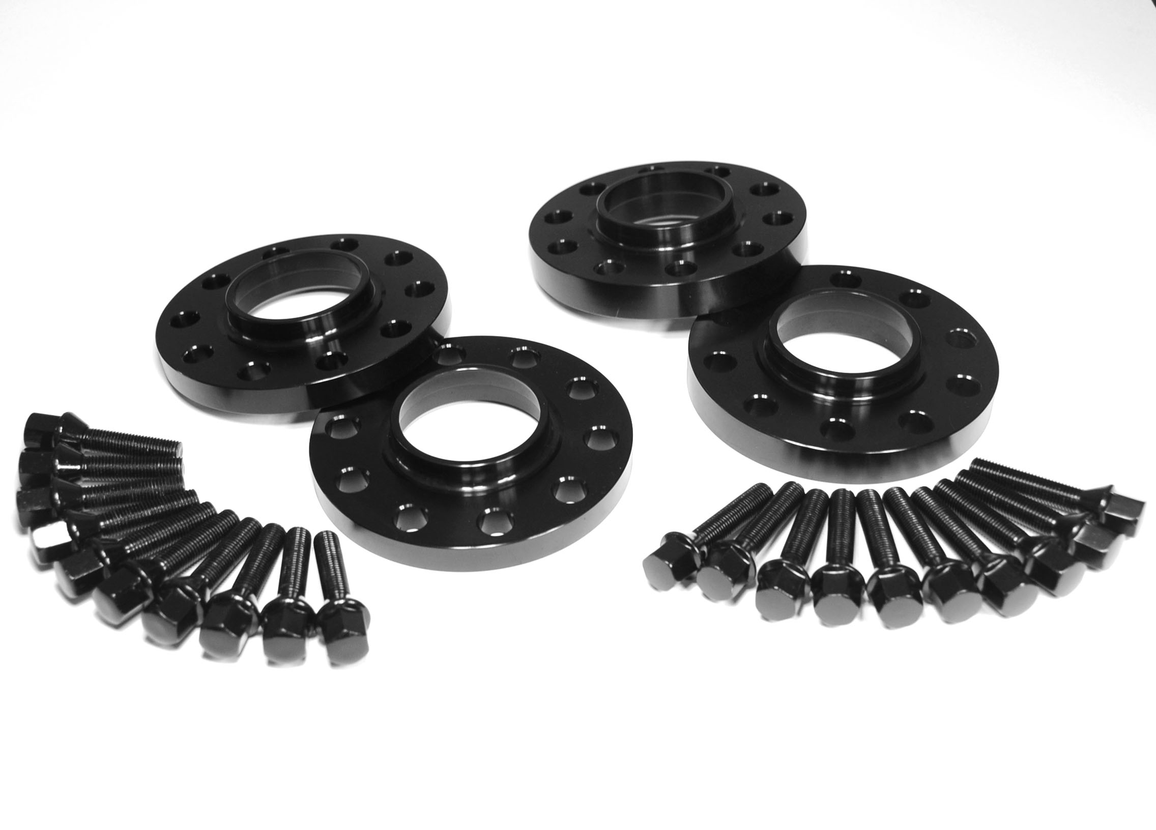15mm Amp 20mm Hubcentric Wheel Spacers Adapter Fits Bmw With