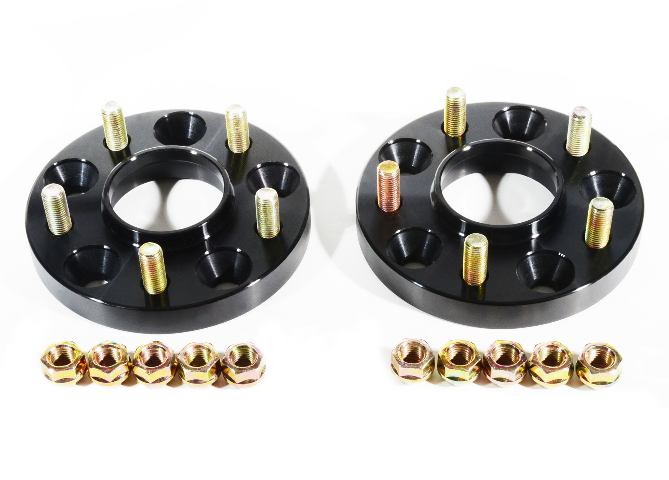 20mm Hubcentric Wheel Spacers Adapter Fits Hyundai With